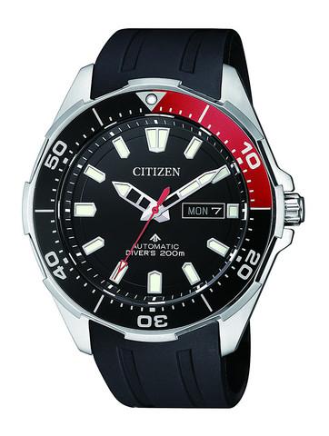 Citizen NY0076-10E Automatic rannekello