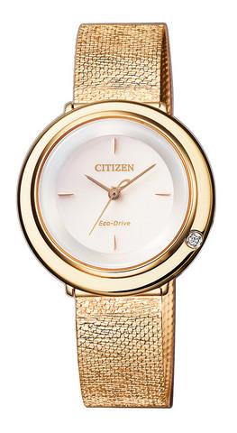 Citizen Eco-Drive EM0643-84X rannekello