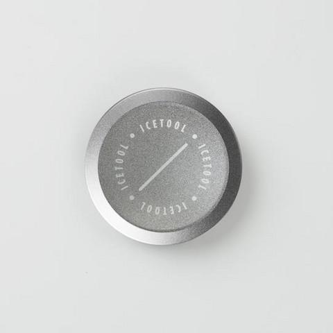 Icetool 1071 slim mini nuuskarasia harmaa