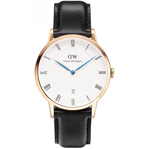 Daniel Wellington Dapper Sheffield Rose DW00100084 rannekello