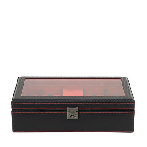Kellolaatikko LED-valoilla 32059 | 9 kellolle