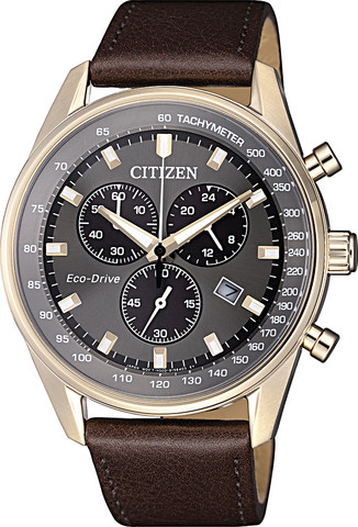 Citizen Eco-Drive AT2393-17H rannekello