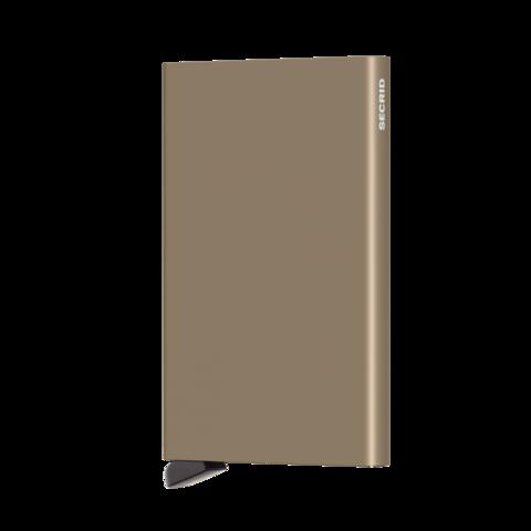 Secrid Cardprotector Sand korttilompakko