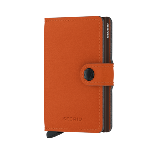 Secrid Miniwallet Yard Orange lompakko