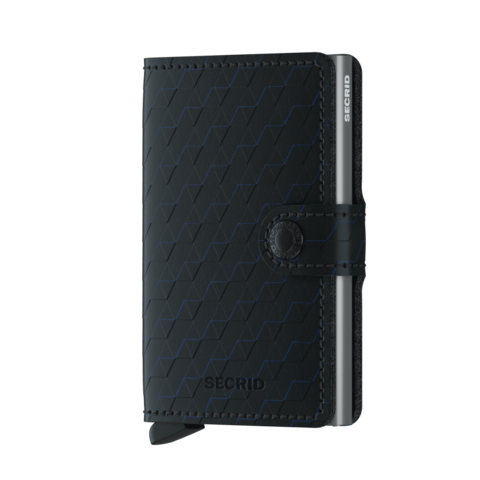 Secrid Miniwallet Optical Black-Titanium lompakko