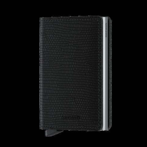 Secrid Slimwallet Rango Black lompakko