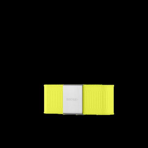 Secrid Moneyband Neon Yellow rahalenkki