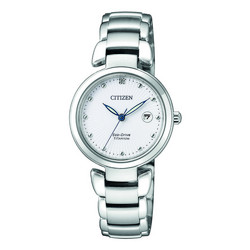Citizen Eco-Drive EW2500-88A rannekello