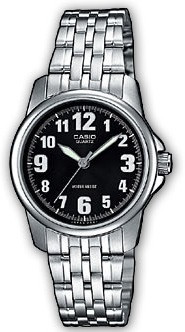 Casio LTP-1260PD-1BEF rannekello