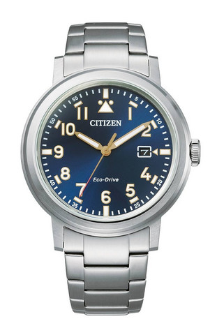 Citizen Eco-Drive AW1620-81L rannekello