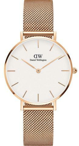 Daniel Wellington Grand Petite Melrose White DW00100305 rannekello