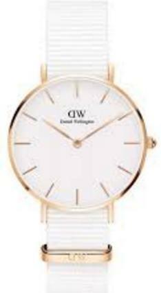 Daniel Wellington Classic White Rose Dover DW00100311 rannekello