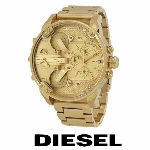 Diesel Mr.Daddy 2.0 Chronograph DZ7399 rannekello