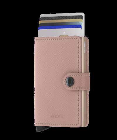 Secrid Miniwallet Crisple Rose lompakko