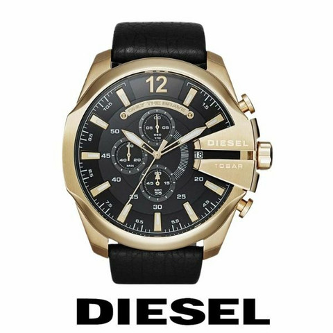Diesel Mega Chief Chronograph DZ4344 rannekello
