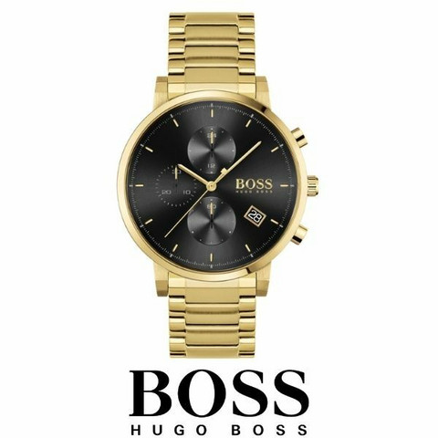 Hugo Boss Integrity Chronograph HB1513781 rannekello