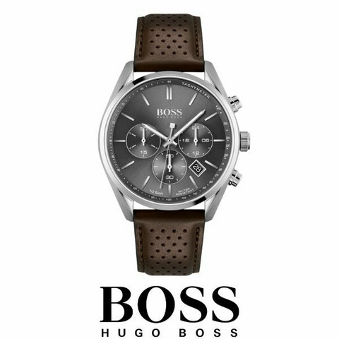 Hugo Boss Champion Chronograph HB1513815 rannekello