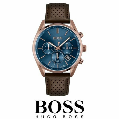 Hugo Boss Champion Chronograph HB1513817 rannekello