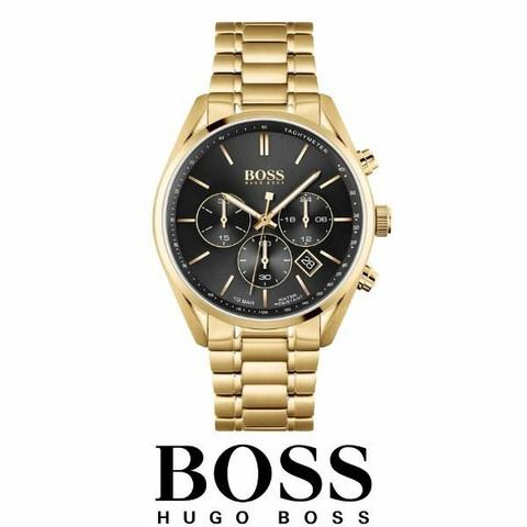 Hugo Boss Champion Chronograph HB1513848 rannekello