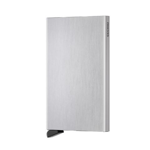 Secrid Cardprotector Silver Brushed korttilompakko