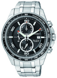 Citizen Eco-Drive CA0340-55E super titanium rannekello