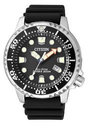 Citizen Eco-Drive BN0150-10E promaster marine divers rannekello