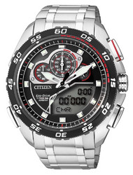 Citizen Eco-Drive JW0124-53E promaster land rannekello