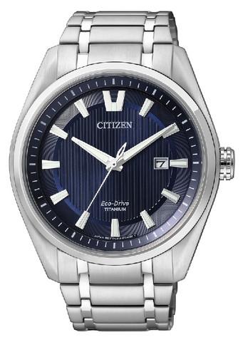 Citizen Eco-Drive Titanium AW1240-57L rannekello