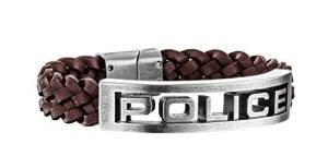 Police Stamp brown PJ25489BLC rannekoru | toimituskulut 0€