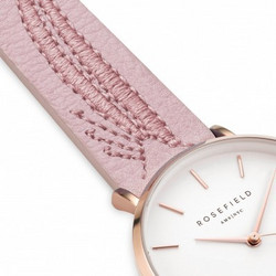 Rosefield The City Bloom Blossom Pink - Rosegold CIBLR-E91 rannekello | toimituskulut 0€