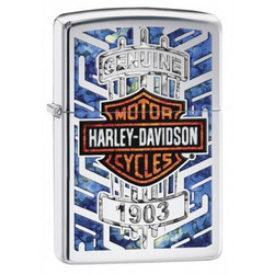 Zippo 29159 harley davidson
