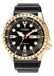 Citizen NH8383-17E Automatic Marine Divers rannekello