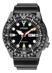 Citizen NH8385-11E Automatic Marine Divers rannekello