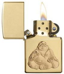 ZIPPO Z29626 - Laughing Buddha | toimituskulut 0€