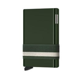 Secrid Cardslide Green lompakko