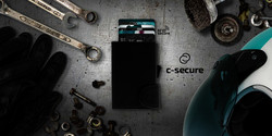 C-SECURE CS-WCH001 MUSTA   toimituskulut 0€