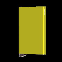 Secrid Cardprotector Lime korttilompakko