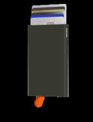 Secrid Cardprotector Powder Moss korttilompakko