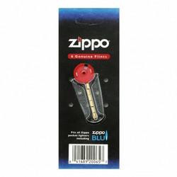 Zippo Brushed Chrome Color Image 200SPAD sytytin