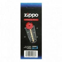 Zippo Satin Chrome Color Image 49426 sytytin