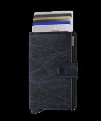 Secrid Miniwallet Crunch Blue lompakko