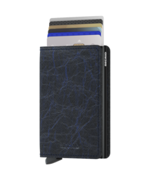 Secrid Slimwallet Crunch Blue lompakko