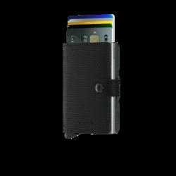 Secrid Miniwallet Rango Black lompakko