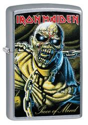 Zippo 29876 Iron Maiden sytytin