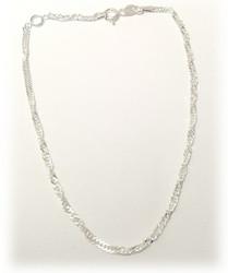 Nilkkaketju, hopea 14800