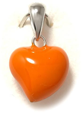 Sydän-riipus, hopeaa 11716