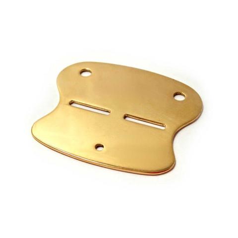 Tuntolaatta-riipus 36mm x 32mm, kultaa 21586