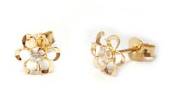 Tappikorvakoru kukka kirkas, kultaa 22194