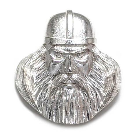 Väinämöinen-riipus, hopeaa