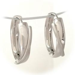 Rengaskorvakorut, hopeaa 12014